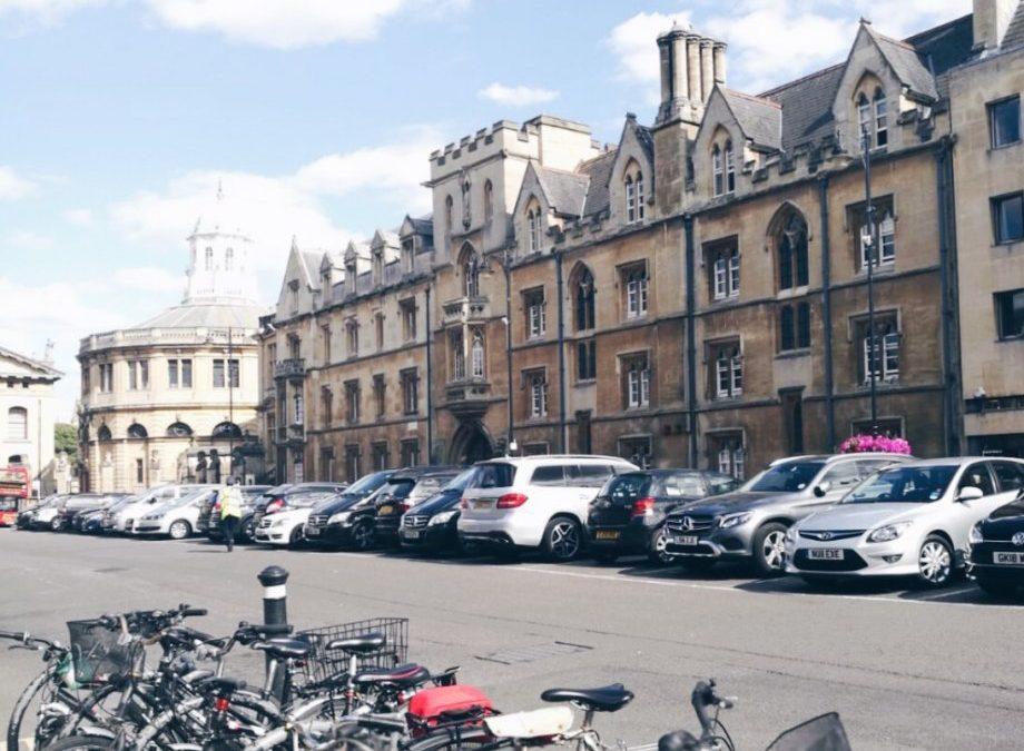 Road trip kuulumisia – Oxford ja Stratford-upon-Avon
